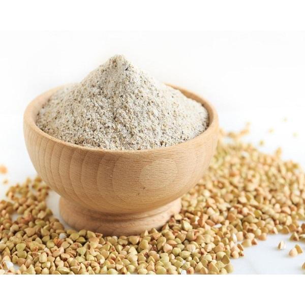 mąka gryczana zielony skład