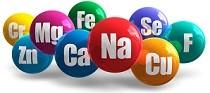 Minerały - mikroelementy i makroelementy