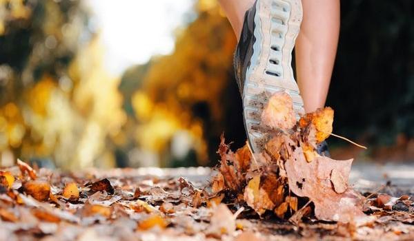 aktywność fizyczna jesienią